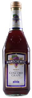 Manischewitz Concord Grape Kosher 750 ml