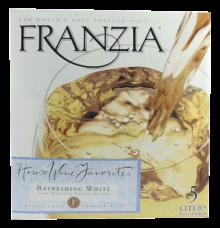 Franzia Crisp White 3 Litre