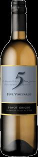 Mission Hill 5 Vineyards Pinot Grigio 750 ml