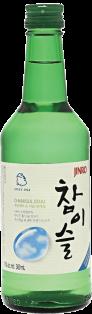 Jinro Chamisul Fresh Soju 360 ml