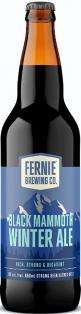 Fernie Brewing Black Mammoth Winter Ale 650 ml
