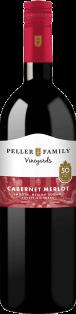PELLER FAMILY VINEYARDS CABERNET MERLOT 750 ml