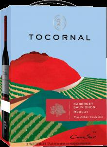 Cono Sur Tocornal Cabernet Sauvignon, Merlot 3 Litre