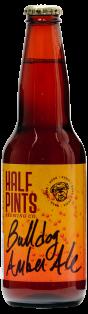 Half Pints Bulldog Amber Ale 6 x 341 ml