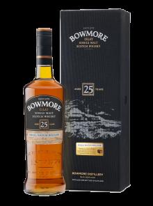 Bowmore 25 Year Islay Single Malt Scotch Whisky 750 ml