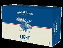 Moosehead Light 15 x 355 ml