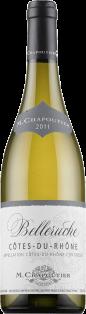 M Chapoutier Belleruche Cotes du Rhone White AOC 750 ml