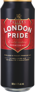 Fuller's London Pride Premium Ale 500 ml