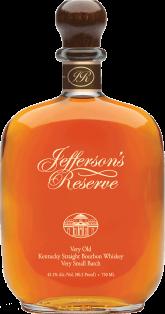 Jefferson' s Reserve Bourbon Whiskey 750 ml