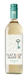 Flat Roof Manor Pinot Grigio 750 ml