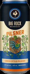 Big Rock Pilsner 473 ml