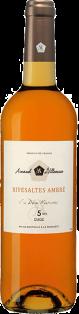 Arnaud de Villeneuve Rivesaltes Ambre 5 Year AOC 750 ml