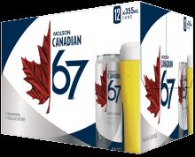Molson Canadian 67 12 x 355 ml