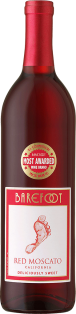 Barefoot Red Moscato 750 ml
