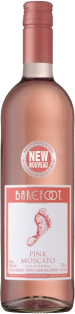 Barefoot Pink Moscato 750 ml