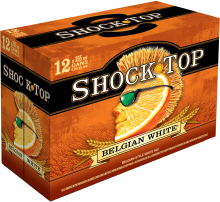 Shock Top Belgian White 12 x 355 ml