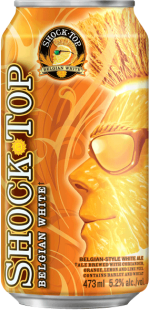 Shock Top Belgian White 473 ml