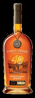 John K Hall Double Barrel Reserve Canadian Whisky 750 ml