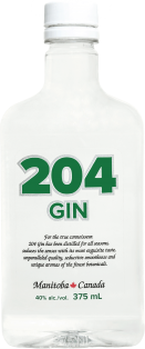 204 Spirits Gin 375 ml