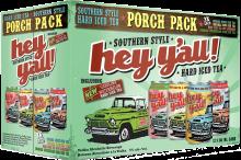 Hey Y'All Porch Pack 12 x 341 ml