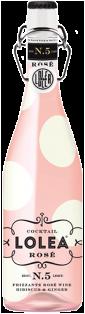 Lolea No.5 Rose 750 ml