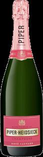 Piper and Charles Heidsiek Sauvage Rose Brut 750 ml