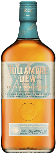 Tullamore DEW XO Caribbean Rum Cask Finish Irish Whiskey 750 ml