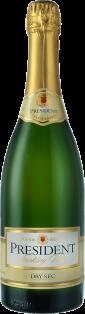 Brights President Grande Reserve Dry Sparkling Wine 750 ml