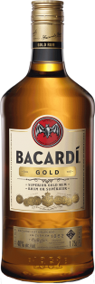Bacardi Gold Rum 1.75 Litre