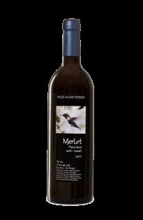 Pelee Island Semi Sweet Merlot 750 ml