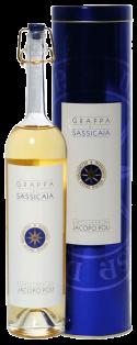 Jacopo Poli Grappa Di Sassicaia 500 ml