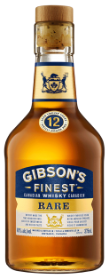 GIBSON' S FINEST RARE 12 YO CANADIAN WHISKY 375 ml