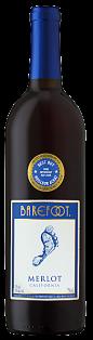 Barefoot Merlot 750 ml