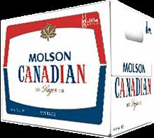 Molson Canadian 12 x 341 ml