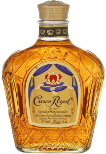 Crown Royal Deluxe Canadian Whisky 375 ml