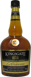 Kingsgate Reserve Canadian Apera 750 ml