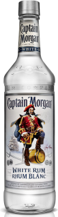 Captain Morgan White Rum 750 ml