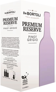 De Bortoli Premium Reserve Pinot Grigio 2 Litre