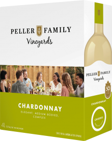 PELLER FAMILY VINEYARDS CHARDONNAY CASK 4 Litre