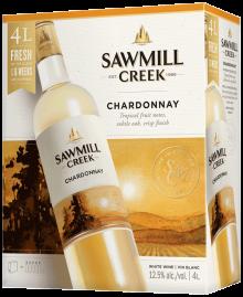 Sawmill Creek Chardonnay 4 Litre