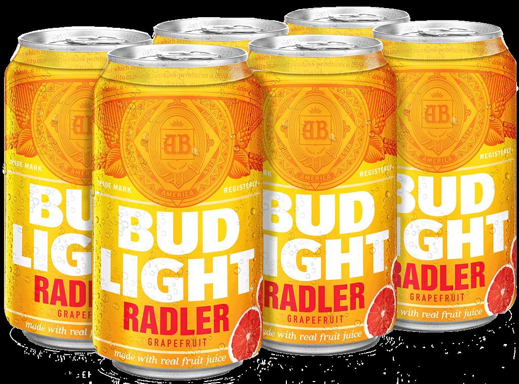 Another Of Their L.A.u0027s Is Labatt/Canadau0027s Bud Light Grapefruit Radler  (2.4% ABV).