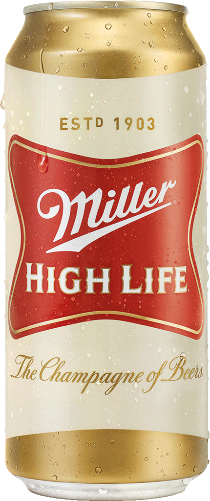 c96afc29aa094 Miller High Life Lager - 24372