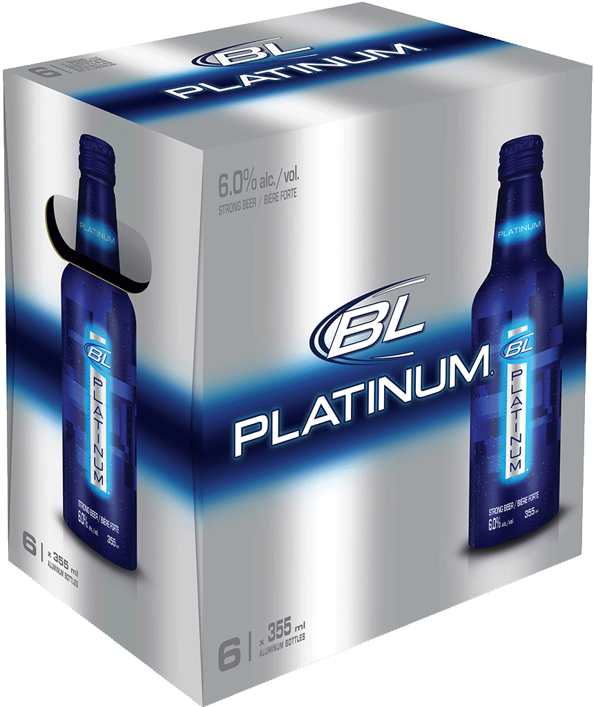 bud oz platinum light cans applejack