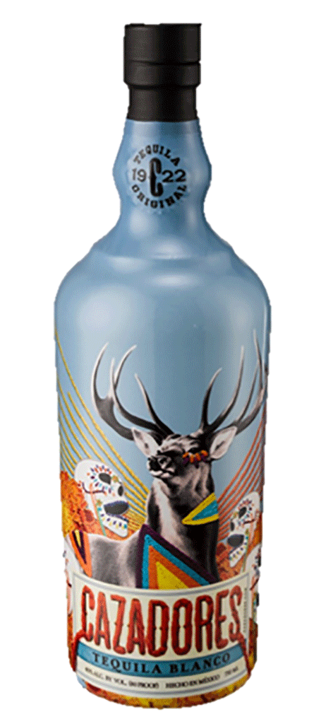 Cazadores Day Of The Dead Limited Edition Blanco Tequila 30663 Manitoba Liquor Mart