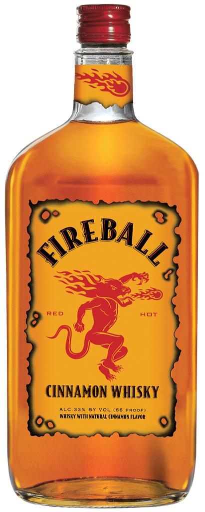 fireball red hot cinnamon whisky