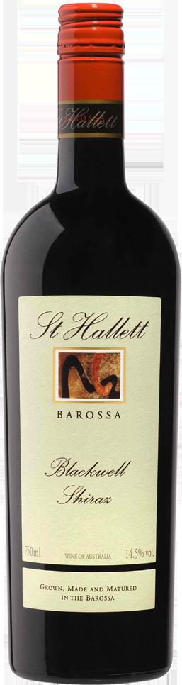 St hallett wyncroft single vineyard shiraz