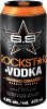 Rockstar + Vodka - Mango Orange 473 ml