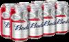 Budweiser 8 x 355 ml