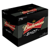 Budweiser Shot 6 x 236 ml