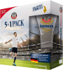 Erdinger Weissbier Football Pack 5 x 500 ml